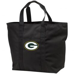 Green Bay Packers NFL Pro Line by Fanatics Branded Gold Victory Tote Bag