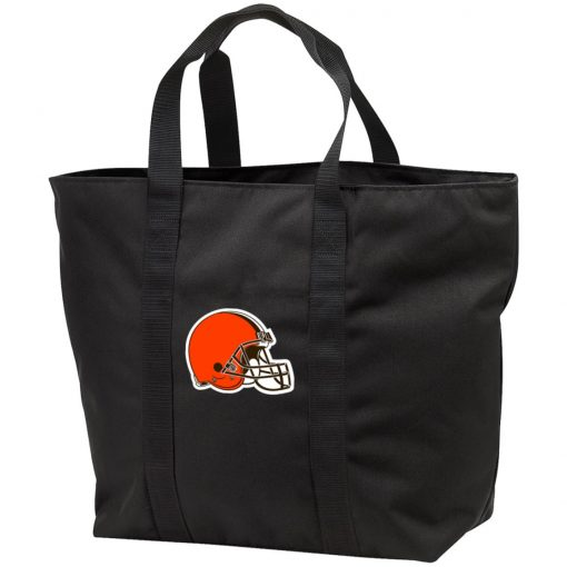 Cleveland Browns NFL Pro Line by Fanatics Branded Brown Victory Tote Bag