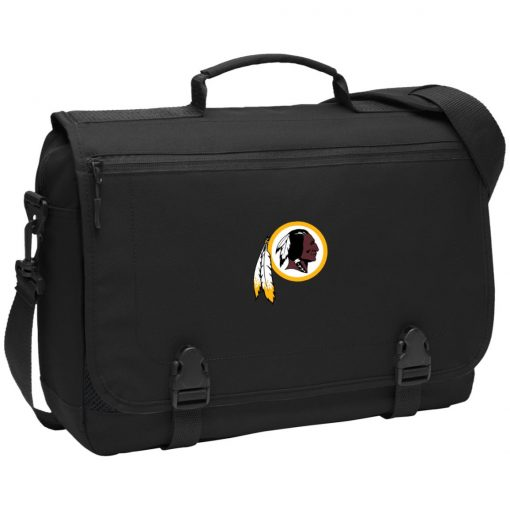 Washington Redskins NFL Pro Line by Fanatics Branded Gray Victory BG304 Messenger Briefcase