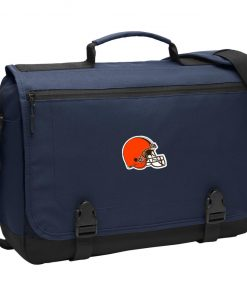 Cleveland Browns NFL Pro Line by Fanatics Branded Brown Victory BG304 Messenger Briefcase