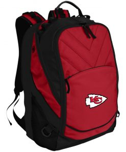 Kansas City Chiefs Line Gray Victory Arch Laptop Computer Backpack