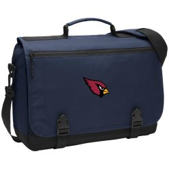 Arizona Cardinals NFL Pro Line by Fanatics Branded Gray Victory BG304 Messenger Briefcase