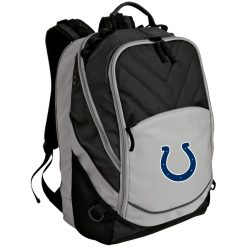 Indianapolis Colts NFL Pro Line Gray Victory Laptop Computer Backpack