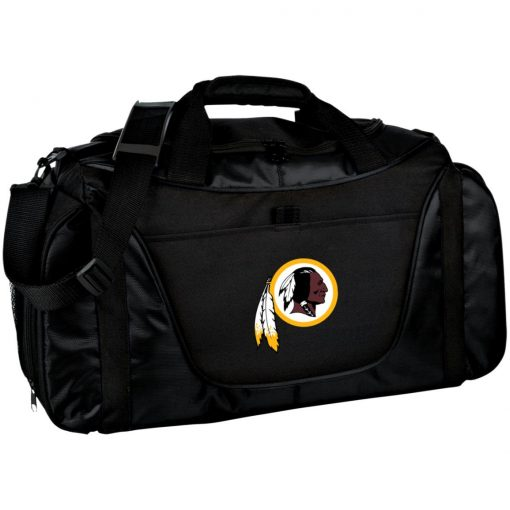 Washington Redskins NFL Pro Line by Fanatics Branded Gray Victory Medium Color Block Gear Bag