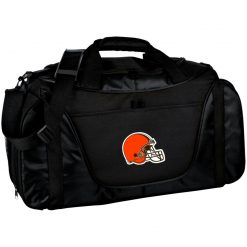 Cleveland Browns NFL Pro Line by Fanatics Branded Brown Victory Medium Color Block Gear Bag