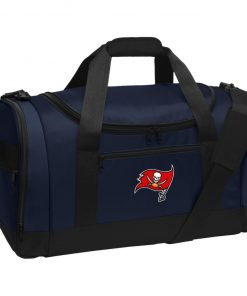 Tampa Bay Buccaneers NFL Pro Line by Fanatics Branded Gray Victory Travel Sports Duffel