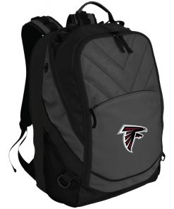 Atlanta Falcons NFL Line by Fanatics Branded Gray Victory Laptop Computer Backpack