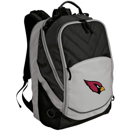 Arizona Cardinals NFL Pro Line by Fanatics Branded Gray Victory Laptop Computer Backpack