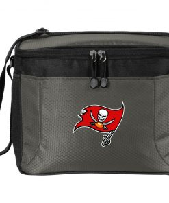 Tampa Bay Buccaneers NFL Pro Line by Fanatics Branded Gray Victory Pack Cooler