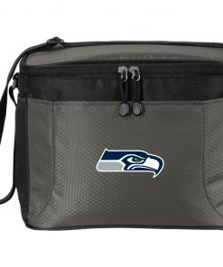 Seattle Seahawks NFL Pro Line Gray Victory Pack Cooler
