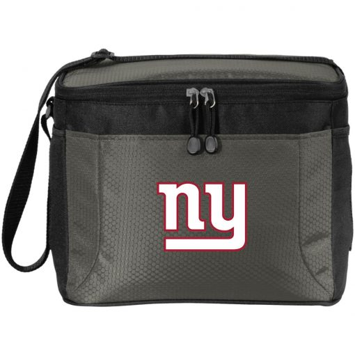 New York Giants NFL Pro Line Gray Victory Pack Cooler