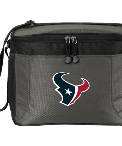 Houston Texans NFL Pro Line by Fanatics Branded Red Victory Pack Cooler