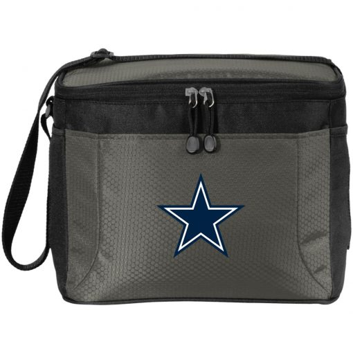 Dallas Cowboys NFL Pro Line by Fanatics Branded Gray Victory Pack Cooler