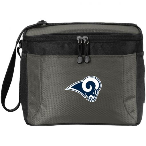 Los Angeles Rams NFL Pro Line by Fanatics Branded Gray Victory Pack Cooler