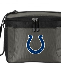 Indianapolis Colts NFL Pro Line Gray Victory Pack Cooler