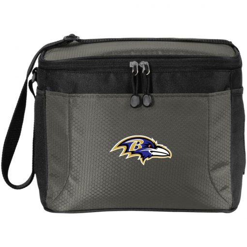 Baltimore Ravens NFL Pro Line by Fanatics Branded Gray Victory Pack Cooler
