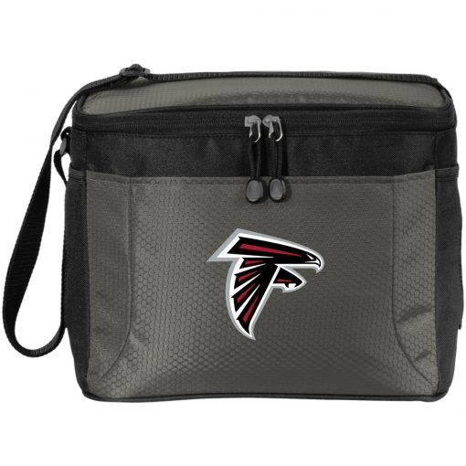 Atlanta Falcons NFL Line by Fanatics Branded Gray Victory Pack Cooler