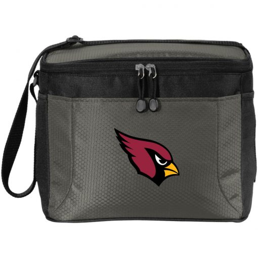 Arizona Cardinals NFL Pro Line by Fanatics Branded Gray Victory Pack Cooler