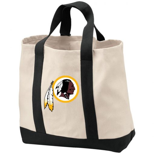 Washington Redskins NFL Pro Line by Fanatics Branded Gray Victory Shopping Tote