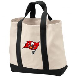 Tampa Bay Buccaneers NFL Pro Line by Fanatics Branded Gray Victory Shopping Tote