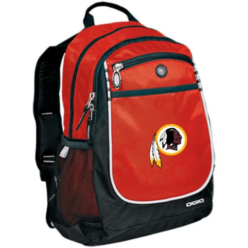 Washington Redskins NFL Pro Line by Fanatics Branded Gray Victory Rugged Bookbag
