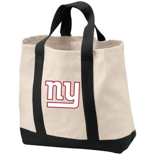 New York Giants NFL Pro Line Gray Victory Shopping Tote