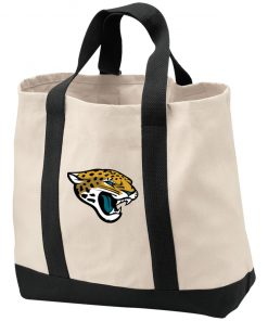 Jacksonville Jaguars Nfl Pro Line By Fanatics Branded Vintage Victory Shopping Tote