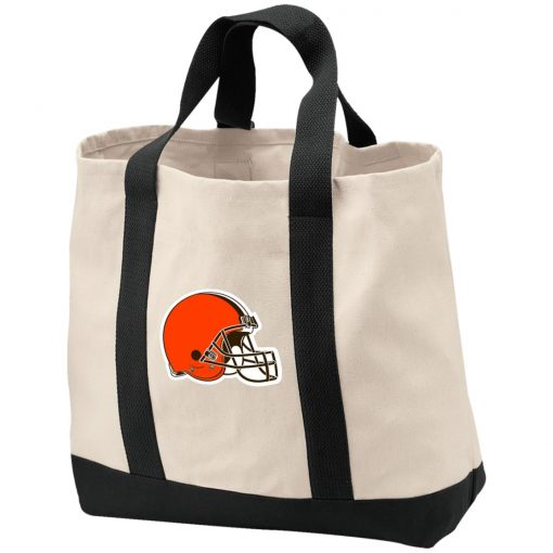 Cleveland Browns NFL Pro Line by Fanatics Branded Brown Victory Shopping Tote