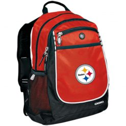 Pittsburgh Steelers NFL Pro Line Gray Victory Rugged Bookbag