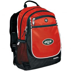 New York Jets NFL Line by Fanatics Branded Vintage Victory Rugged Bookbag
