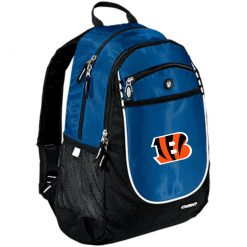 Cincinnati Bengals NFL Line Gray Victory Rugged Bookbag
