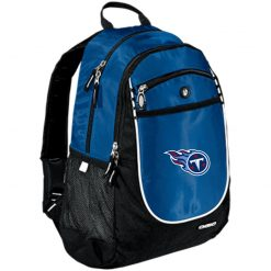 Tennessee Titans NFL Pro Line by Fanatics Branded Light Blue Rugged Bookbag