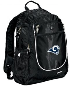 Los Angeles Rams NFL Pro Line by Fanatics Branded Gray Victory Rugged Bookbag