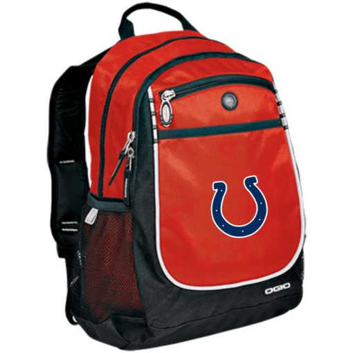 Indianapolis Colts NFL Pro Line Gray Victory Rugged Bookbag
