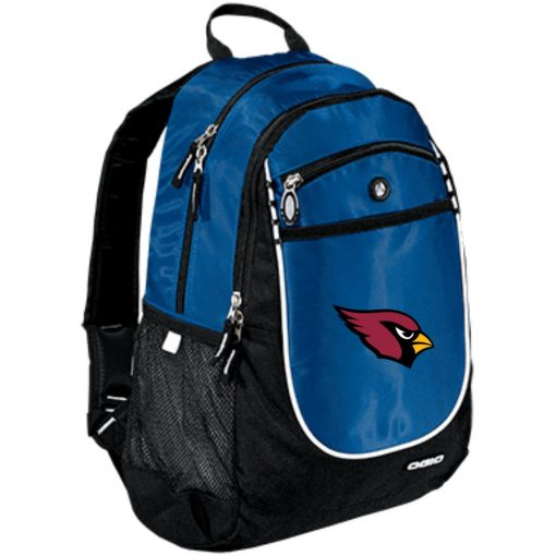 Arizona Cardinals NFL Pro Line by Fanatics Branded Gray Victory Rugged Bookbag