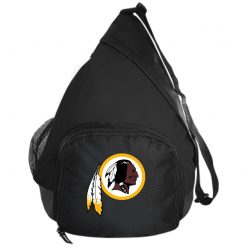 Washington Redskins NFL Pro Line by Fanatics Branded Gray Victory Active Sling Pack