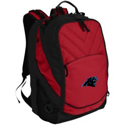 Panthers NFL Pro Line by Fanatics Branded Gray Victory Laptop Computer Backpack