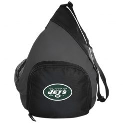 New York Jets NFL Line by Fanatics Branded Vintage Victory Active Sling Pack