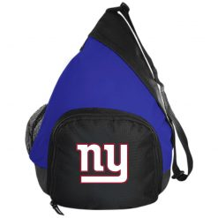 New York Giants NFL Pro Line Gray Victory Active Sling Pack