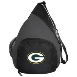 Green Bay Packers NFL Pro Line by Fanatics Branded Gold Victory Active Sling Pack