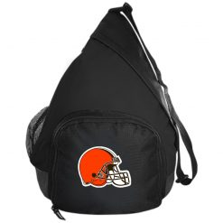 Cleveland Browns NFL Pro Line by Fanatics Branded Brown Victory Active Sling Pack