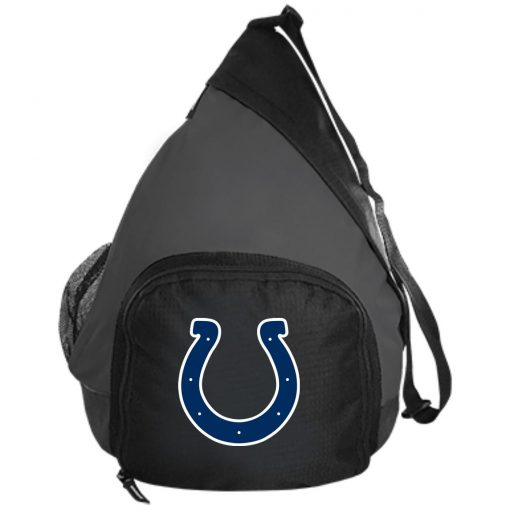 Indianapolis Colts NFL Pro Line Gray Victory Active Sling Pack