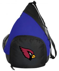 Arizona Cardinals NFL Pro Line by Fanatics Branded Gray Victory Active Sling Pack