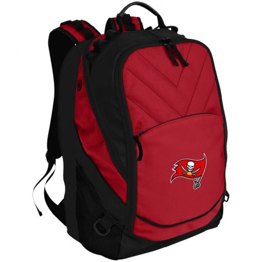 Tampa Bay Buccaneers NFL Pro Line by Fanatics Branded Gray Victory Laptop Computer Backpack
