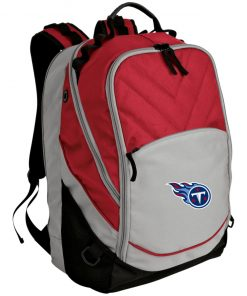 Tennessee Titans NFL Pro Line by Fanatics Branded Light Blue Laptop Computer Backpack