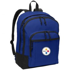Pittsburgh Steelers NFL Pro Line Gray Victory Basic Backpack