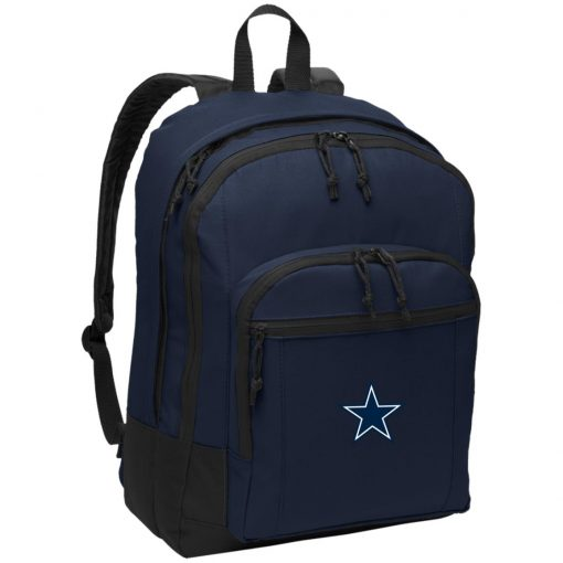 Dallas Cowboys NFL Pro Line by Fanatics Branded Gray Victory Basic Backpack