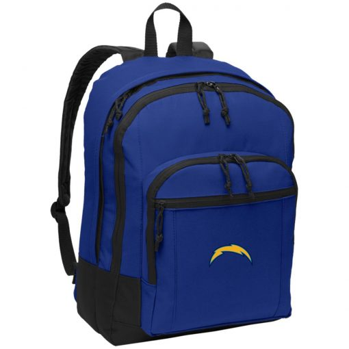 Los Angeles Chargers NFL Pro Line by Fanatics Branded Gray Victory Arch Basic Backpack