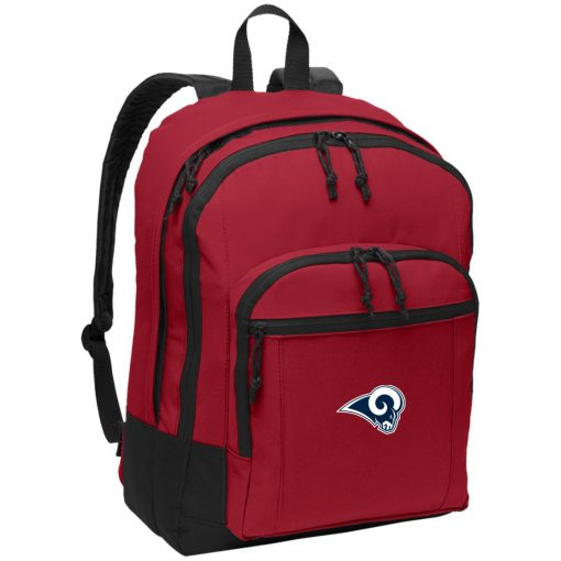 Los Angeles Rams NFL Pro Line by Fanatics Branded Gray Victory Basic Backpack