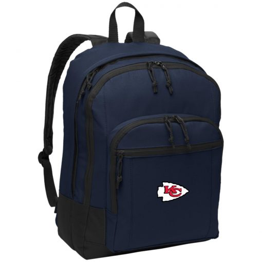 Kansas City Chiefs Line Gray Victory Arch Basic Backpack